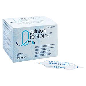 Quinton Isotonic ampule 30 x 10 ml vyobraziť