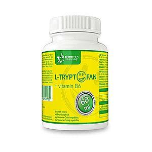 Nutricius L-Tryptofan + vitamín B6 60 tbl. vyobraziť