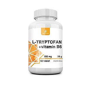 Allnature L-tryptofán + vitamín B6 60 tbl. vyobraziť