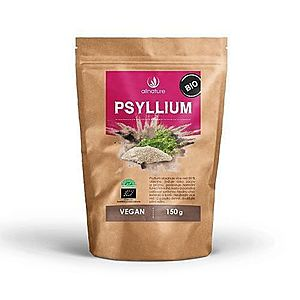 Allnature Psyllium BIO 150 g vyobraziť