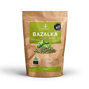 Allnature Bazalka drvená BIO 15 g vyobraziť