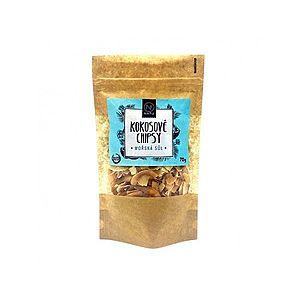 Natu Kokosové chipsy morská soľ BIO 70 g vyobraziť