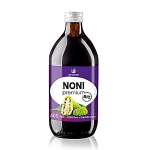 Allnature Noni Premium - 100% Bio šťava 500 ml vyobraziť