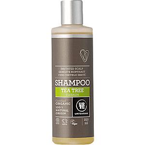 Urtekram Šampón tea tree BIO 250ml vyobraziť