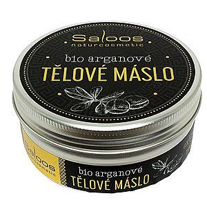 Saloos Šlehané bio arganové tělové máslo 150 ml vyobraziť