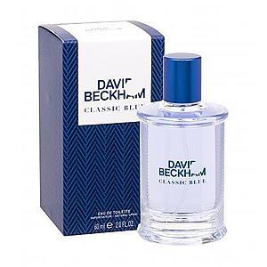 David Beckham Classic Blue 60 ml toaletná voda pre mužov vyobraziť