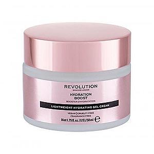 Revolution Skincare Hydration Boost 50 ml denný pleťový krém pre ženy na veľmi suchú pleť; na unavenú pleť; na dehydratovanu pleť; proti vráskam vyobraziť
