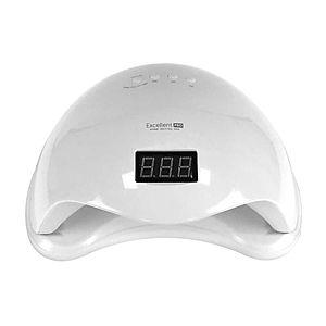 Ráj nehtů UV/LED LAMPA Excellent Pro 48W Home bílá vyobraziť