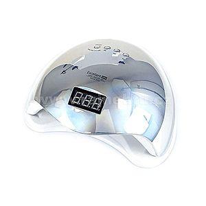 Ráj nehtů UV/LED LAMPA Excellent Pro 48W Home stříbrná vyobraziť