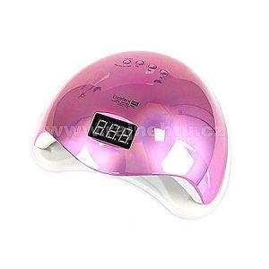 Ráj nehtů UV/LED LAMPA Excellent Pro 48W Home růžová vyobraziť