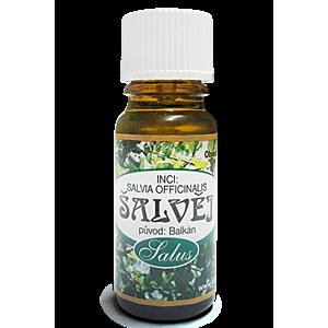 Šalvia - éterický olej vyobraziť