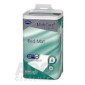 MoliCare Premium Bed Mat 5 kvapiek 60x90 cm absorpčné podložky 1x30 ks vyobraziť