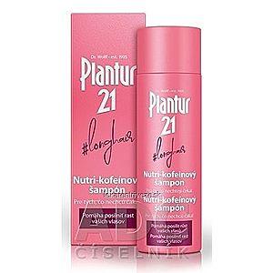 Plantur 21 longhair Nutri-kofeinový šampón 1x200 ml vyobraziť