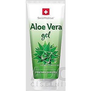 SwissMedicus Aloe vera gél 1x200 ml vyobraziť