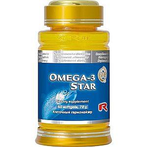 STARLIFE OMEGA-3 STAR 60 tob. vyobraziť