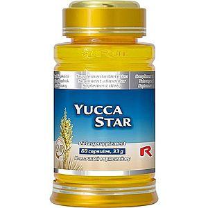 STARLIFE YUCCA STAR 60 kapsúl vyobraziť