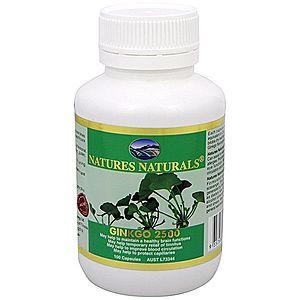 Australian Remedy Ginkgo 2500 mg 100 kapsúl vyobraziť