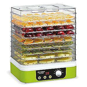 Concept Sušička ovocia a zeleniny In Time SO-1060 vyobraziť