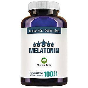 Pharma Activ MELATONIN vyobraziť