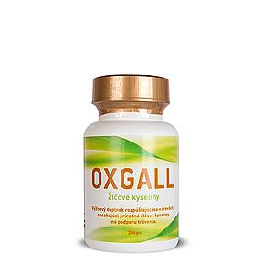 Elax OXGALL žlčové kyseliny 30 kps vyobraziť