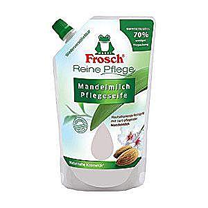 Frosch Tekuté mydlo s mandľovým mliekom - náhradná náplň 500 ml vyobraziť