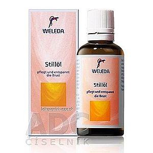 WELEDA Olej na masáž prsníkov (Stillöl) 1x50 ml vyobraziť