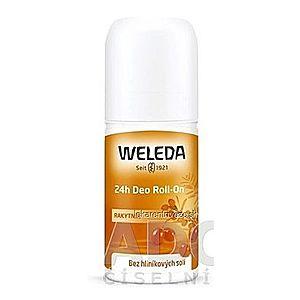 WELEDA Rakytník 24h Deo Roll-on bez hliníkových solí 1x50 ml vyobraziť