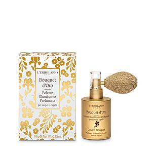 Bouquet d´ Oro trblietavý prášok L Erbolario 10 g vyobraziť