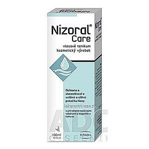 Nizoral Care vlasové tonikum 1x100 ml vyobraziť