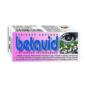 NATURVITA Betavid s očiankou rostkovovou 60 tabliet vyobraziť