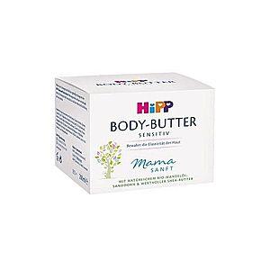 HiPP MamaSANFT Telové maslo sensitiv 200 ml vyobraziť