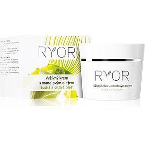 RYOR Dry And Sensitive výživný krém s mandľovým olejom 50 ml vyobraziť