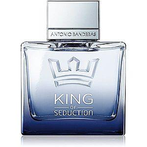 Antonio Banderas King of Seduction toaletná voda pre mužov 100 ml vyobraziť