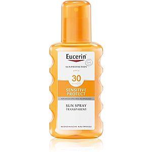 Eucerin Sun Sensitive Protect transparentný sprej na opaľovanie SPF 30 vyobraziť