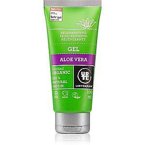 Urtekram Aloe Vera gél pre intenzívnu hydratáciu a osvieženie pleti s aloe vera 100 ml vyobraziť