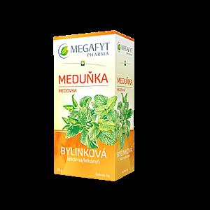 Megafyt Čaj bylinková lekáreň Medovka 20 x 1, 5 g vyobraziť