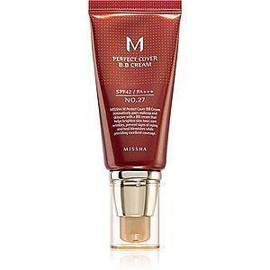 Missha M Perfect Cover BB krém s vysokou UV ochranou vyobraziť