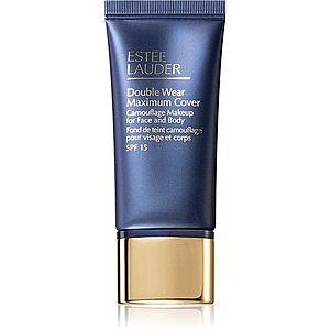 Estée Lauder Double Wear Maximum Cover krycí make-up na tvár a telo vyobraziť