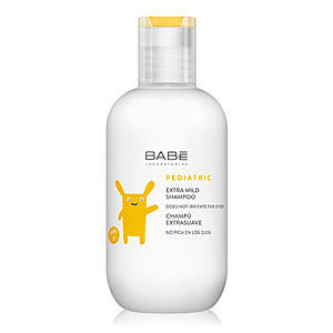 BABÉ Detský šampón extra jemný 200 ml vyobraziť