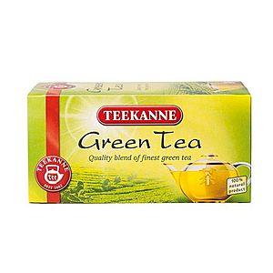 TEEKANNE Green tea 20 x 1, 75 g vyobraziť