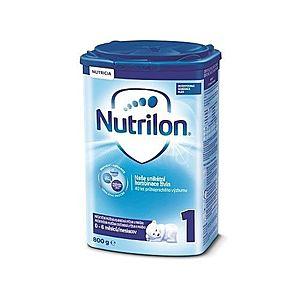 NUTRILON 1 800 g - balenie 6 ks vyobraziť