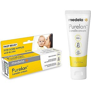 Medela Purelan™ lanolínová masť na bradavky 37 g vyobraziť