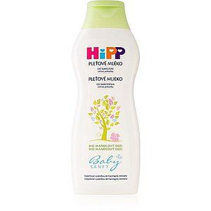 Hipp Babysanft pleťové mlieko 350 ml vyobraziť