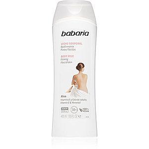 Babaria Aloe Vera spevňujúce telové mlieko s aloe vera 400 ml vyobraziť